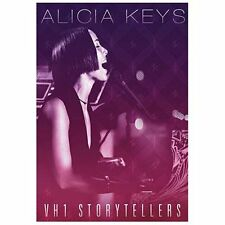 VH1 Storytellers: Alicia Keys (DVD, 2013, CD/DVD) sealed