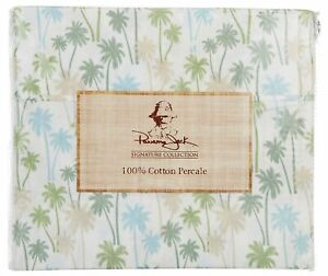 Panama Jack Palm Tree Cluster Sheet Set