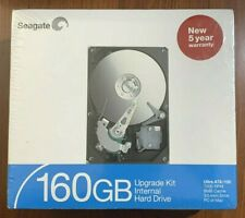 "SEAGATE 160GB 3.5"" ULTRA ATA/100 7200 RPM INTERNAL HARD DRIVE PC MAC 8MB Cache"