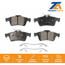 Rear TEC Ceramic Brake Pads Fits Ford Focus Escape Chevrolet Cobalt Volvo Saab