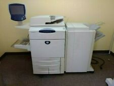 Xerox Docucolor 252 Producion Printer External Efi Amp Finisher With Inclusions