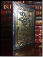 Hunting of the Snark by Lewis Carroll Sealed Easton Press Leather Gift Edition