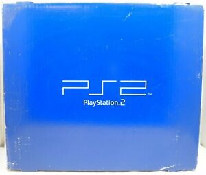 Sony PlayStation 2 PS2 Fat SCPH-39001 Authentic Console BOX ONLY