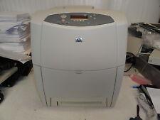 HP Color Laserjet 4650dn 4650 Color Laser printer *Just serviced with warranty*