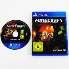 Minecraft PlayStation 4 Edition Top Ps4