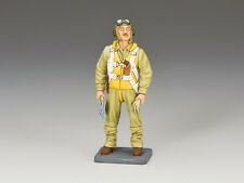 King and Country Lieutenant Commander J.T. Blackburn, WW2 U.S. Navy USN014