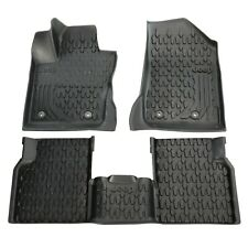 2017-2018 JEEP COMPASS ALL SEASON SLUSH WEATHER FLOOR MATS MP BODY STYLE  OEM