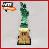 LED Light Up Kit For LEGO Architecture Statue of Liberty 21042 Kit Lighting Set