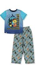 The Lego Movie Boys' 2-Piece Pajamas