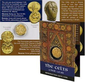 Celtic Coin Pack - Trinovantes Stater