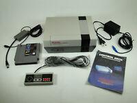 Nintendo Entretenimiento Sistema Nes Consola Con 3-in-1 Juego