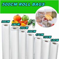 Food Seal Kitchen Storage Vacuum Sealer Bags Fruit Fresh Keeper Pouch