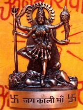 Kali Maa Vaishno Mata Durga Copper Plated Idol - Murti - Statue -Energized