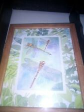 Lucy Davies Dragon fly Picture