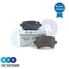PASTIGLIE FRENO POSTERIORI AUDI Q3 VW PASSAT TIGUAN SEAT ALHAMBR WVA24483 P85109