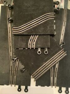 """Scalextric Vintage """"Goodwood Chicane"""". 5 Pieces Of Track"""