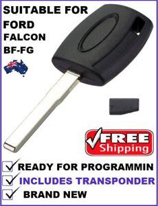 Transponder car key Ford Falcon BF - FG  2005 2006 2007 2008 2009 2010 2011
