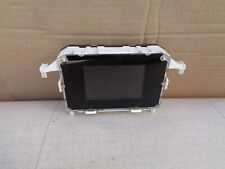 Ford Fiesta MK7 Display Screen Radio Information Clock ET7T-18B955-BA 2008-2012