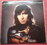 Al Stewart / Modern Times LP Vinyl 1977 Carol / Not The One / Next Time uvm