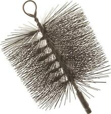 """NEW IMPERIAL BR0185 8"""" SQUARE WIRE STOVE CHIMNEY SWEEP CLEANING BRUSH 3983887"""