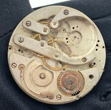 Unknown Hand Manual Vintage 53,8 mm Pocket Watch Doesn'T Works for Parts