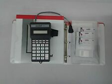 Symbol PDT 1475 Portable Data Terminal With Guides and Software
