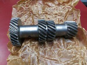 "Muncie M20 Cluster Gear Shaft 29-22-19-17 Wide Ratio - 7/8"" Pin"