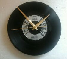 "Donna summer clock-i feel love  7"" vinyl record   gift birthday xmas anniversary"