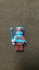 LEGO STAR WARS Aayla Secura Minifigure with Lightsaber