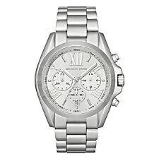 Michael Kors Armbanduhr Chronograph Quarz Edelstahl MK5535 Neu