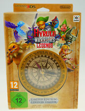 Hyrule Warriors Legends-Limited Edition Nintendo 3ds NUOVO NEW ZELDA