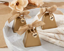 36 Country Charm Cowbell Kissing Bells Rustic Themed Wedding Favors