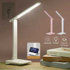 Eye Protection Touch LED USB Dimmable Light Toning Lamp Study Reading Desk Light