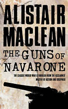 The Guns of Navarone by Alistair MacLean   Paperback Book   9780006172475   NEW