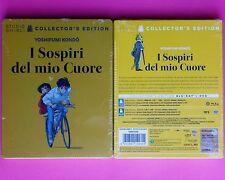 blu ray disc + dvd steelbook metal box i sospiri del mio cuore mimi wo sumaseba