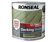 Ronseal Ultimate Protection Decking macchia 2.5 LITRO