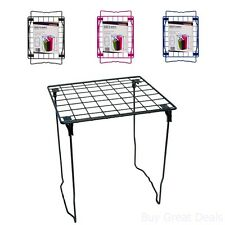 School Wire Locker Organizer Storage Shelf College Stand Student Black Design