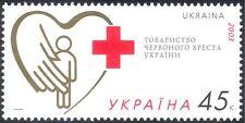 Ukraine 2003 Red Cross/Medical/Health/Welfare/Heart 1v (n28799)