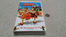 VHS Chicken Run, 2000, 84 minutes, Color, G, FS, Dreamworks, Tested / Working