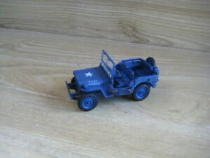 WILLEYS JEEP  , unknown maker   AIR POLICE   LOOSE  maybe 1/64th