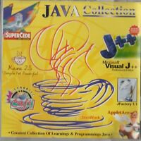 Classic Pc Software - Java Collection - Win95/Win98 - Over 40 Classic Applicatio