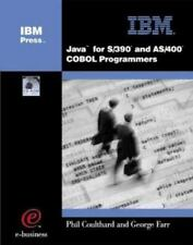 Java for S/390 and As/400 Cobol Programmers Paperback Phil Coulthard