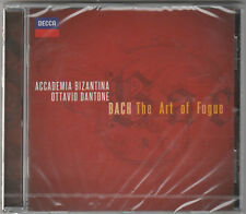 Bach - The Art Of  Fugue - Factory Sealed NEW CD Free 1st Class UK P&P