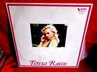 TERESA ROCCO Omonimo LP 1980s ITALY MINT-  Neomelodici