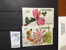 SELLOS DE COLOMBIA . USADOS.  YVERT Nº 628/9