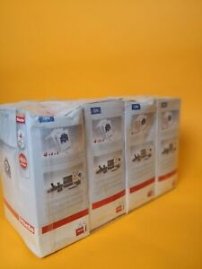 Miele AirClean Efficiency GN Vacuum 16 filter Bags, 4 motor filter, 4 air filter