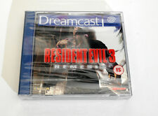 Resident Evil 3 Nemesis (DC) - PAL - NUOVO - NEW