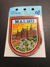 Vintage Malmo Decal By Allen Flink Are In Original Package New Never Used Great