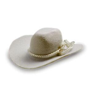 Mini Cowboy Hats - Doll Miniature Cowboy Hats for Crafts