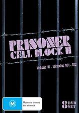B29 BRAND NEW Prisoner Cell Block H  Vol 16 : Eps 481-512 (DVD 2013, 8-Disc Set)